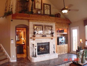 Fireplace Mantels Dallas Texas